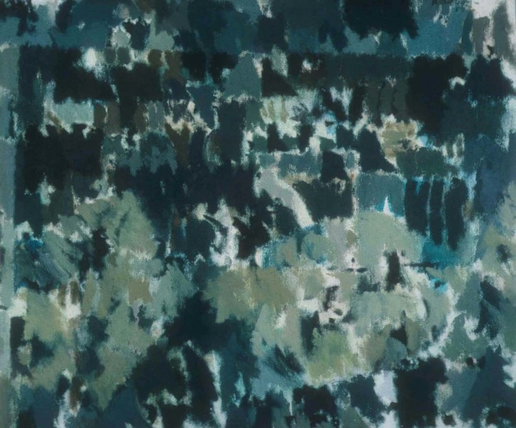 Painting 1959 Bestechetwinde 4