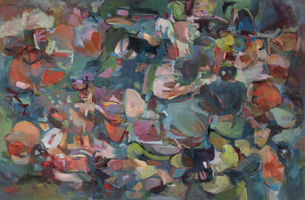 Rob Calvert Paintings oil on canvas