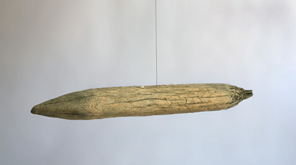 Regan Stacey Still Life wood, feather,  wire