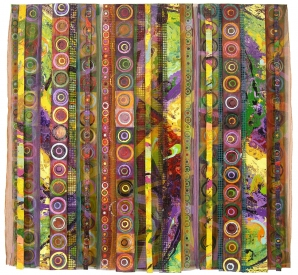 Reni Gower Triple Panels Mixed
