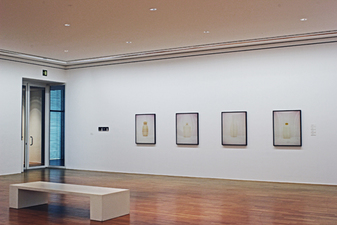RICHARD CALDICOTT Revelation And Enchantment: Acquisitions and Donations from the Photography Collection, Kunstmuseum Bonn, Germany, 2014