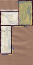 RICHARD CALDICOTT Envelope Drawings 2011