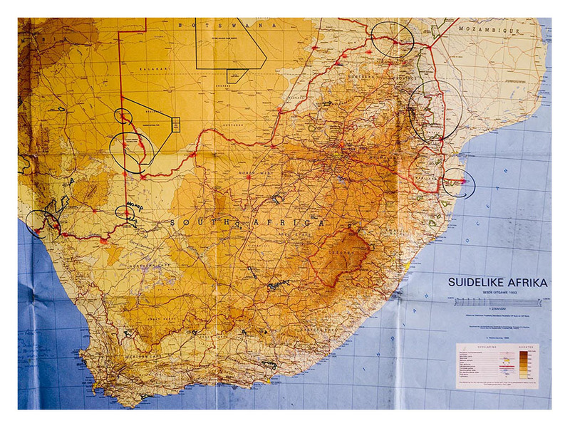 RICHARD MARK DOBSON GEO FRANCE- Borderline South Africa