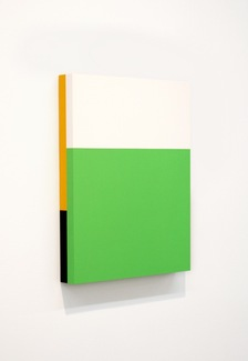 Richard Roth Paintings  2006 - 2011 acrylic paint on wood panel