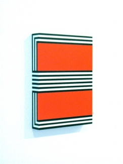 Richard Roth Paintings  2006 - 2011 acrylic on MDF