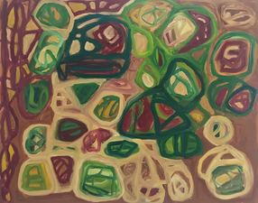 Rifka Milder                                                                                            Recent Paintings oil on canvas