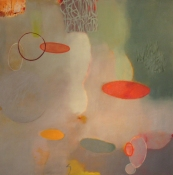 Rita Shapiro Color Field Paintings Oil On Canvas