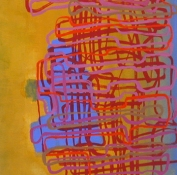 Rita Shapiro Works On Paper Gouache On Paper