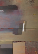 Rita Shapiro Multiple Panel Paintings Oil On Five Canvases