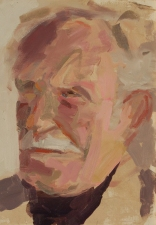 Robert Dorlac Portraits oil/canvas
