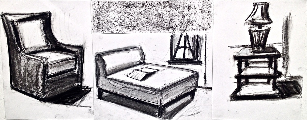 Robert G. Edelman        Art Consultant/Writer/Independent Curator     Works on paper oilstick, charcoal, graphite on paper