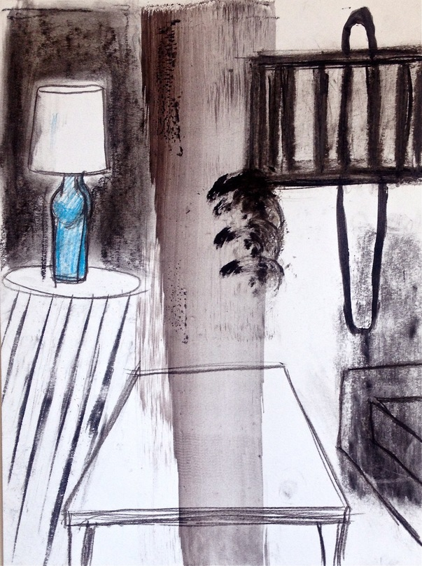 Robert G. Edelman        Art Consultant/Writer/Independent Curator     Works on paper Ink, pastel, charcoal, pencil on paper