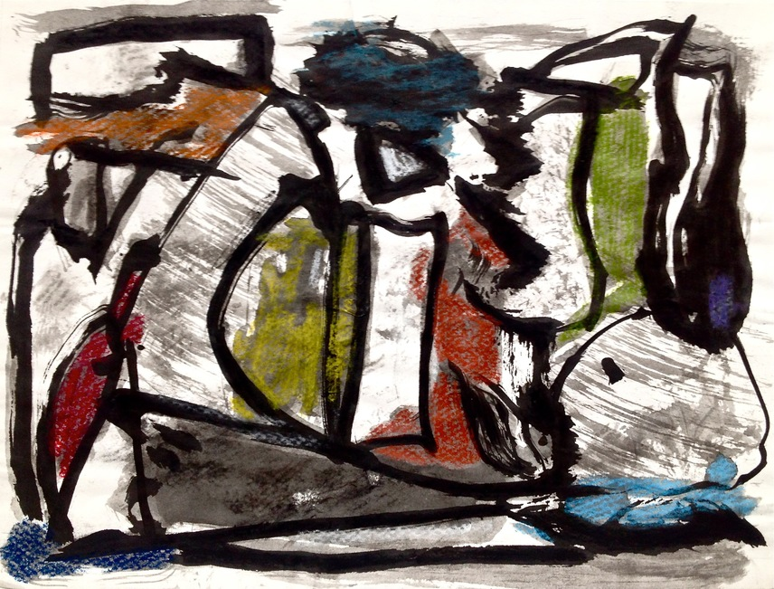 Robert G. Edelman        Art Consultant/Writer/Independent Curator     Works on paper Acrylic, ink, charcoal, watercolor, pastel on paper