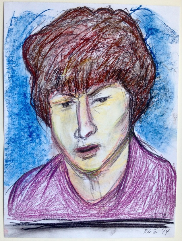 Robert G. Edelman        Art Consultant/Writer/Independent Curator     Works on paper Pastel, colored pencil on paper