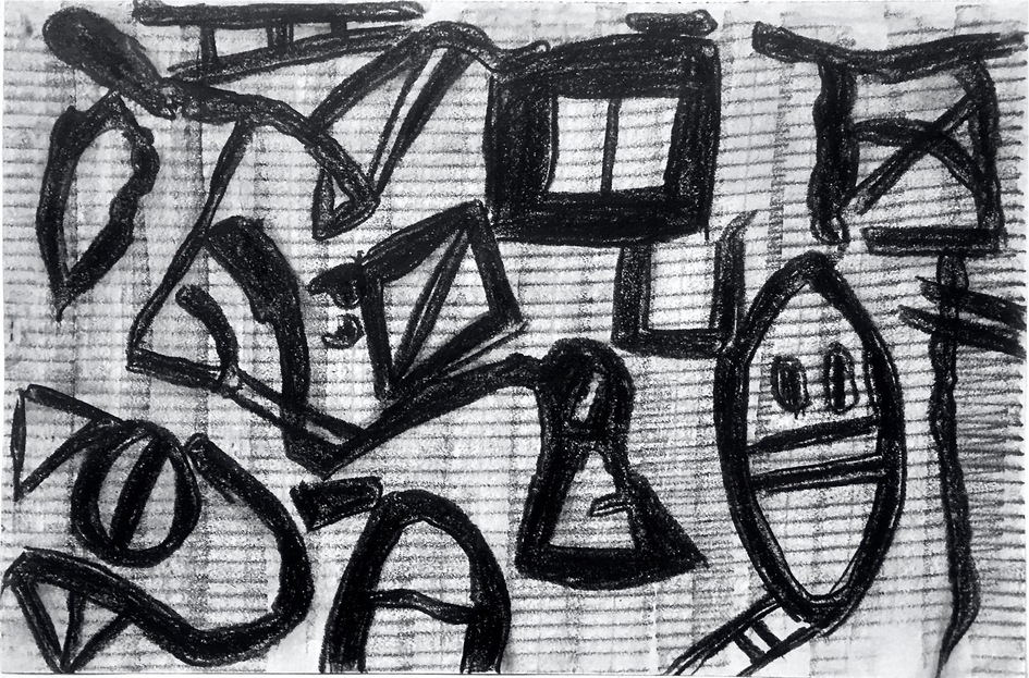Robert G. Edelman        Art Consultant/Writer/Independent Curator     Works on paper Charcoal, graphite on paper