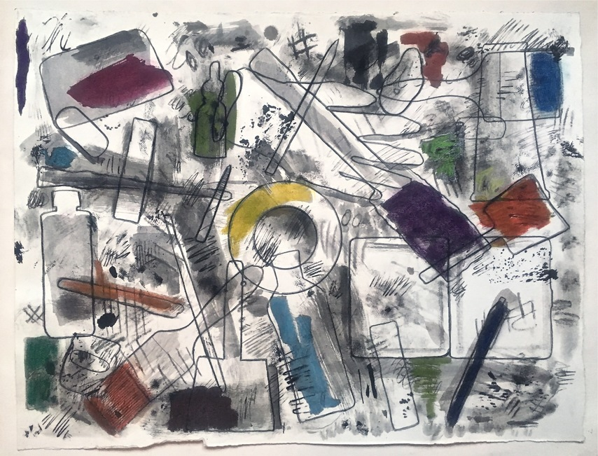 Robert G. Edelman        Art Consultant/Writer/Independent Curator     Works on paper Charcoal, ink, pastel on paper