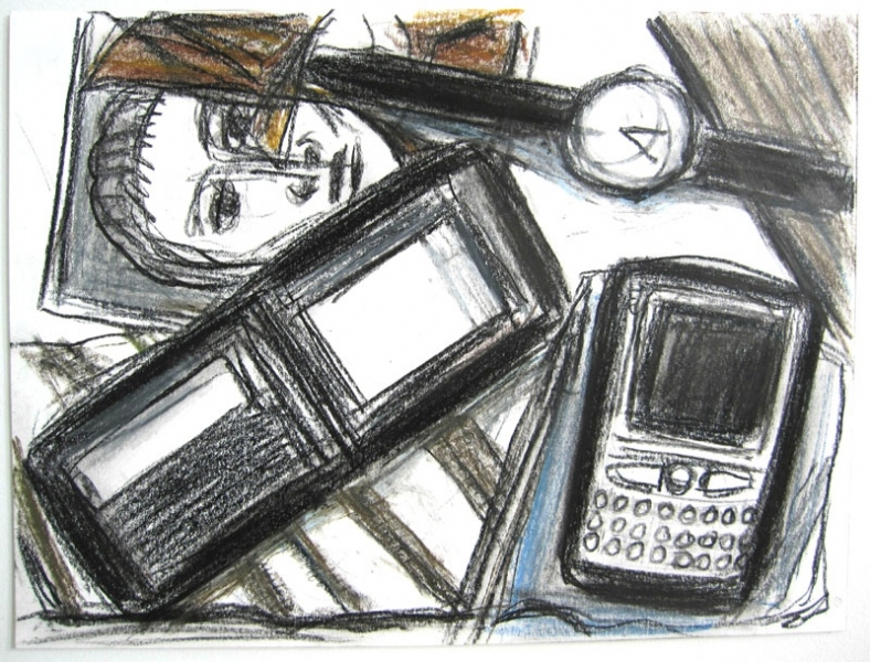 Robert G. Edelman        Art Consultant/Writer/Independent Curator     Works on paper charcoal, pastel and graphite on paper