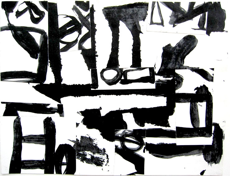 Robert G. Edelman        Art Consultant/Writer/Independent Curator     Collages ink, graphite, collage on paper