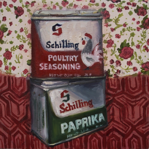 Small Works Paprika & Poultry