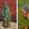 Recent Paintings oil/panel