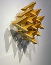 Ronald Watson New Work Baltic birch plywood