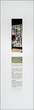 Roy Baugher Estuary Cut-and-pasted printed paper on paper, 15 sheets, sheet 9 of 15