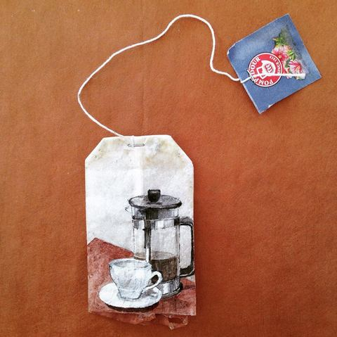 363 Days of Tea (2015) Day 243 (sold)
