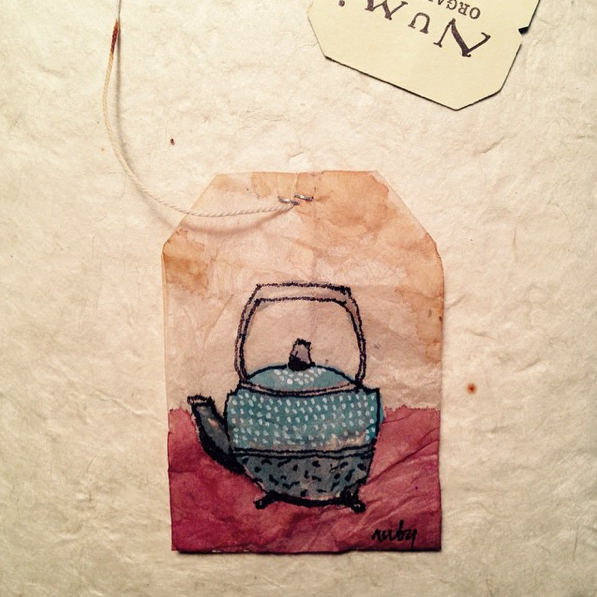 363 Days of Tea (2015) Day 66