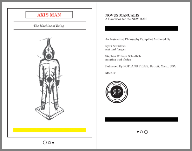 novus manualis: a handbook for the new man