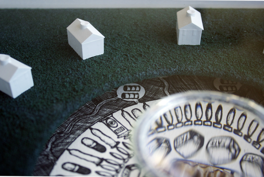 archive residential ring 1 detail