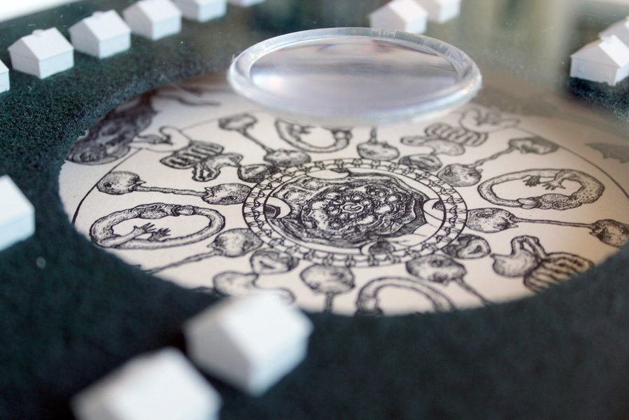 archive residential ring 2 detail