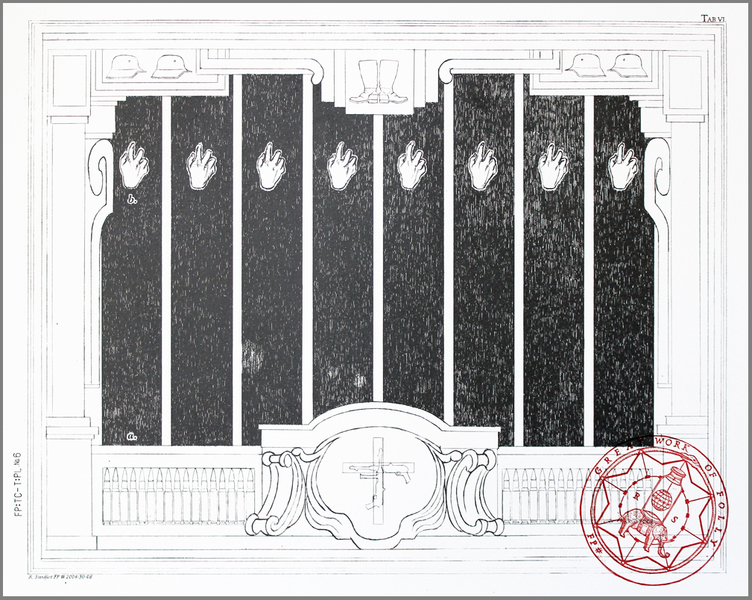 archive Totalitarian Cabinet Theatre 6: Back Flat