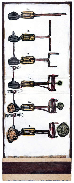 archive matchbook sequence 2