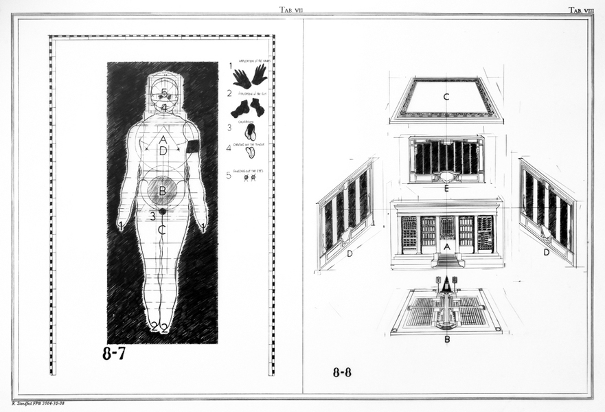 archive Totalitarian Cabinet Theatre 8: FascistBody/Assembled Kit