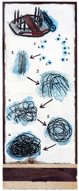 archive matchbook sequence 5