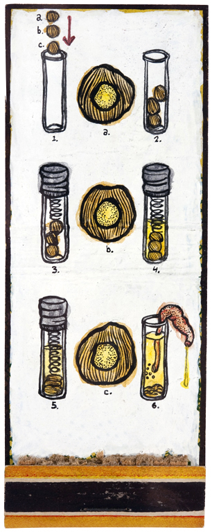 archive matchbook sequence 6