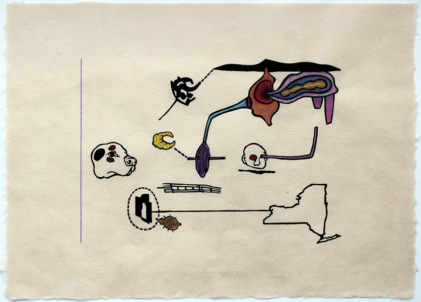 archive ARTIFICIAL KINGDOM 1 (Love Canal)