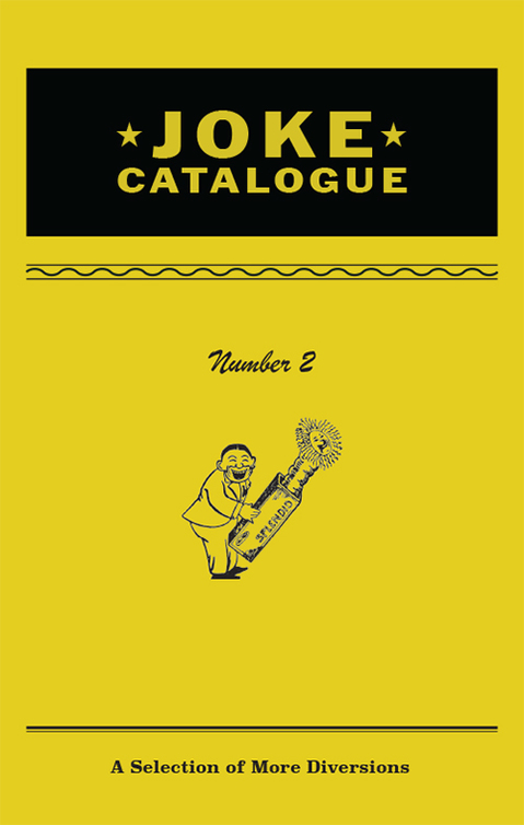 joke catalogue number 2  joke catalogue number 2