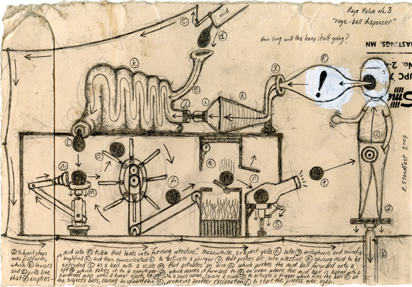 archive Rage-Ball Dispenser