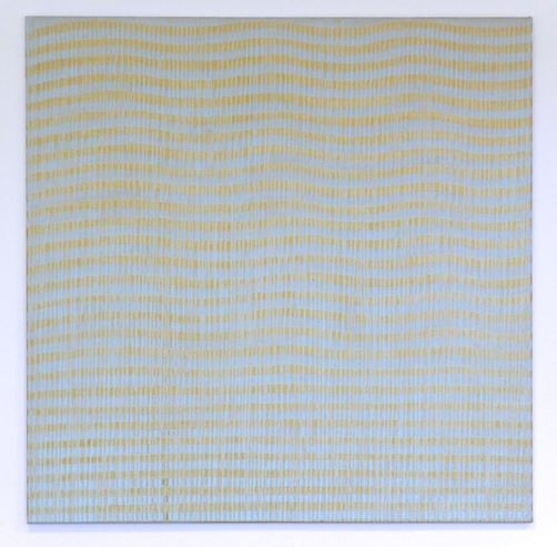Sabine Friesicke  WAVE PAINTINGS Oel auf Leinwand (oil on linen)