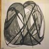 2 Dimentional Sumi Ink and Gesso