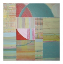 Sally Bowring Archived work  acrylic on panel