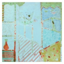 Sally Bowring Archived work  acrylic