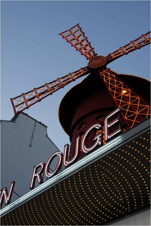 Photography Moulin Rouge