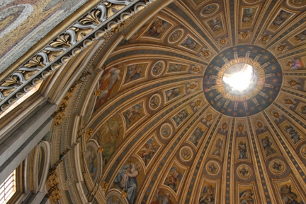Photography St. Peter's Dome
