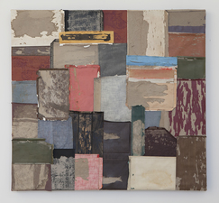 Samuel Levi Jones 2016 Deconstructed Encyclopedia, Canvas, Wood