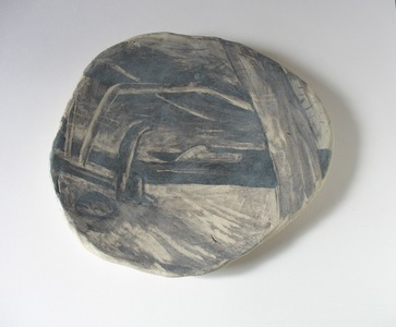 Sam Thurston Ceramics - pots and plates glazed clay