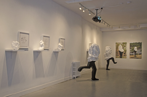 Stellar Baby, installation view