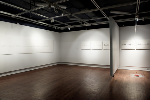 installation: Warren G. Flowers Gallery