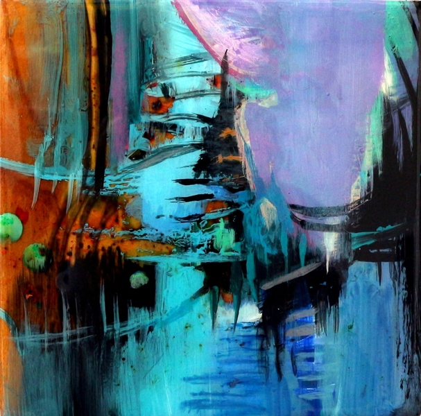 """ABSTRACT SPACE"" RUSTICANA"